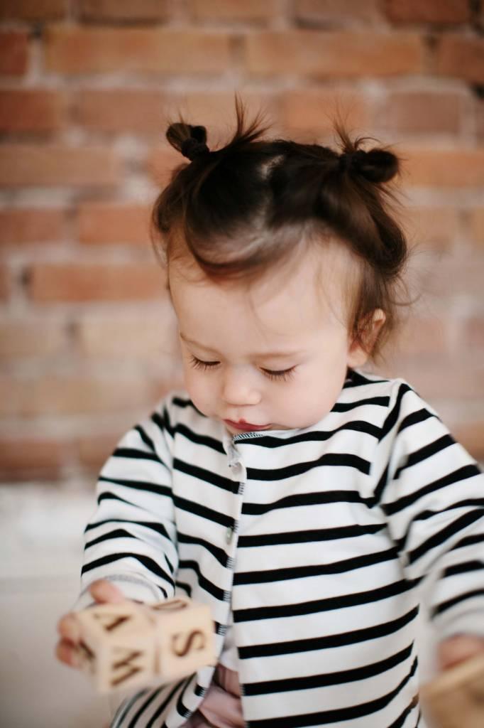 Baby Cardigan - Breton