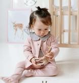 Baby Cardigan - Powder Pink