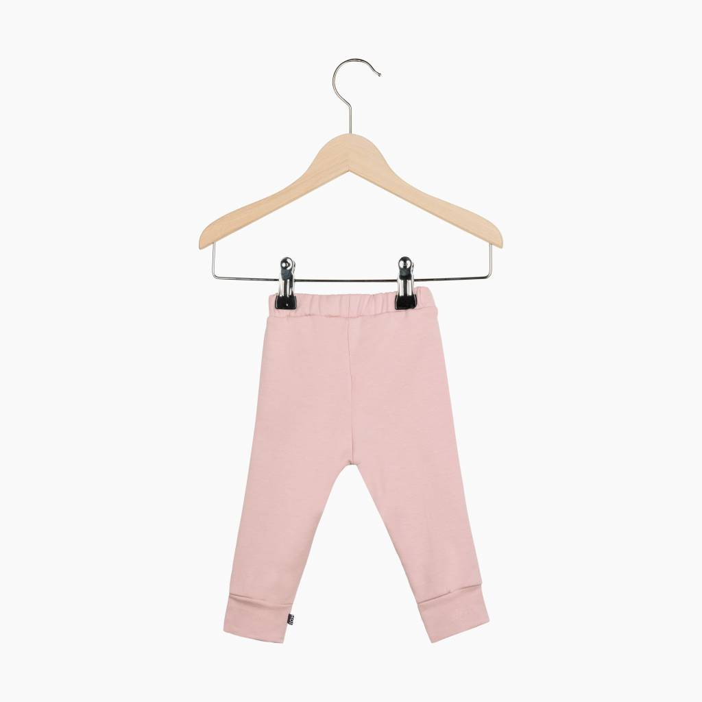 Bow Tie Legging - Powder Pink (NEW)