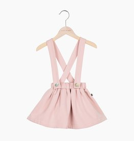 Suspender Skirt - Powder Pink