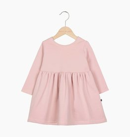 Oversized Dress - Powder Pink (NEW)
