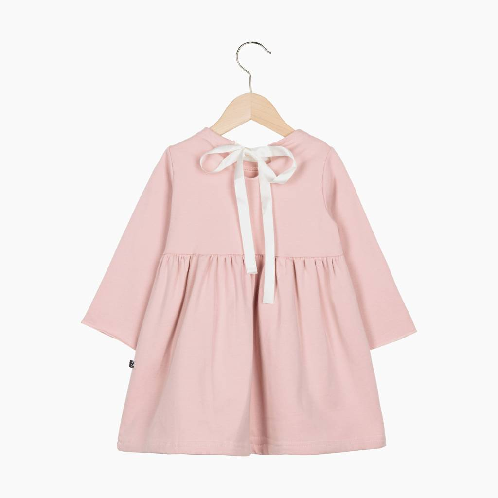 Oversized Dress - Powder Pink