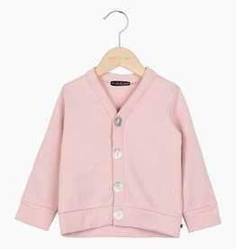 Classic Cardigan - Powder Pink (NEW)