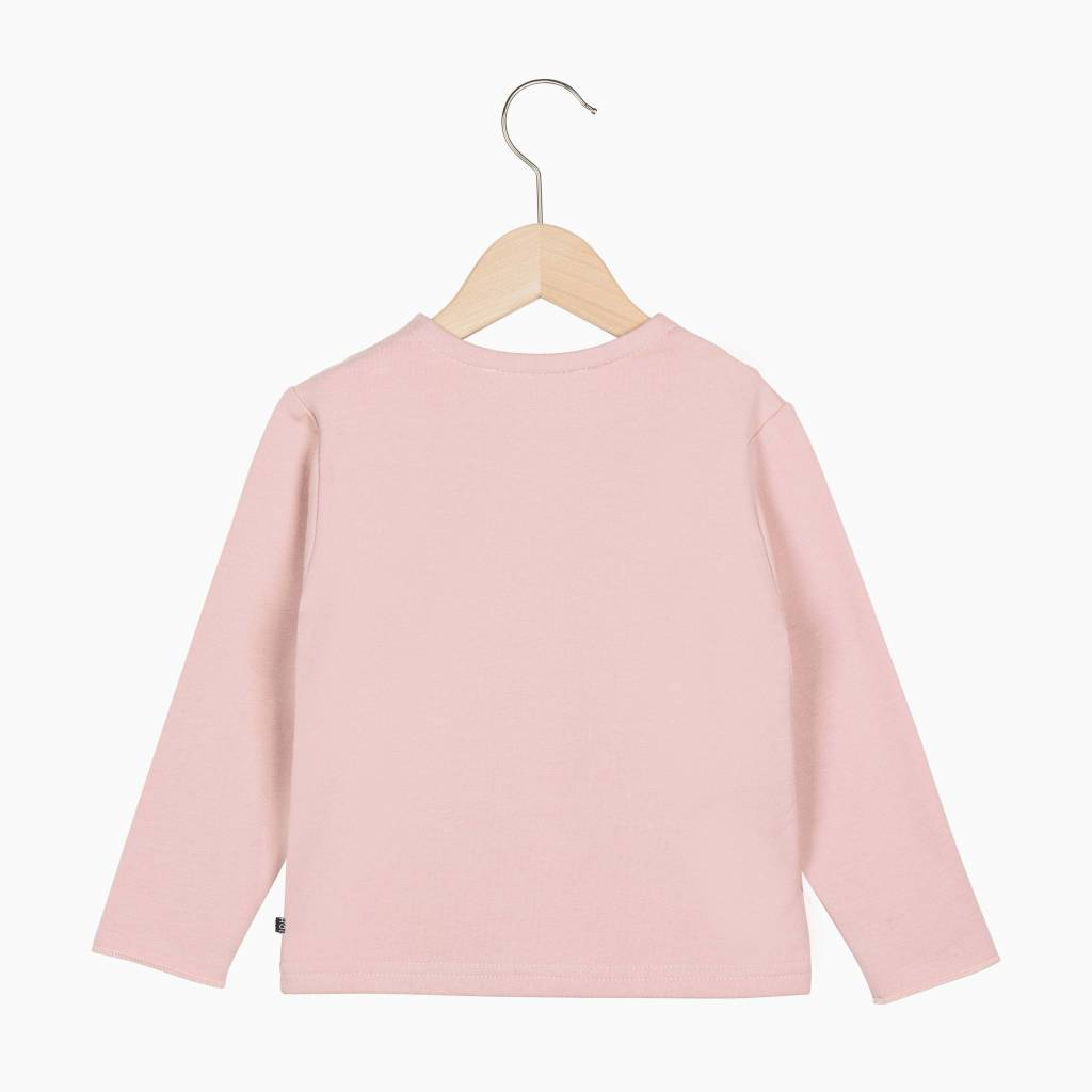 Classic V Sweat - Powder Pink