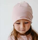 Pom Pom Hat - Powder Pink