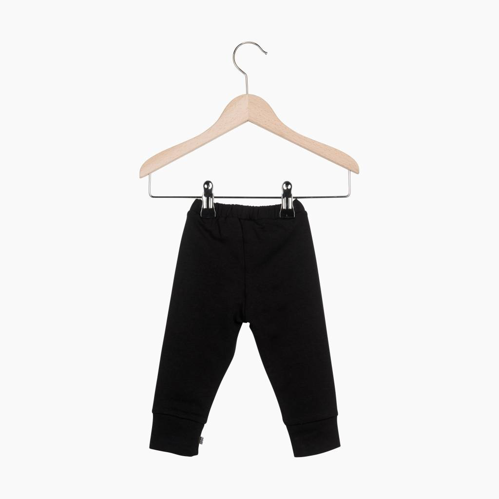 Bow Tie Legging - Black
