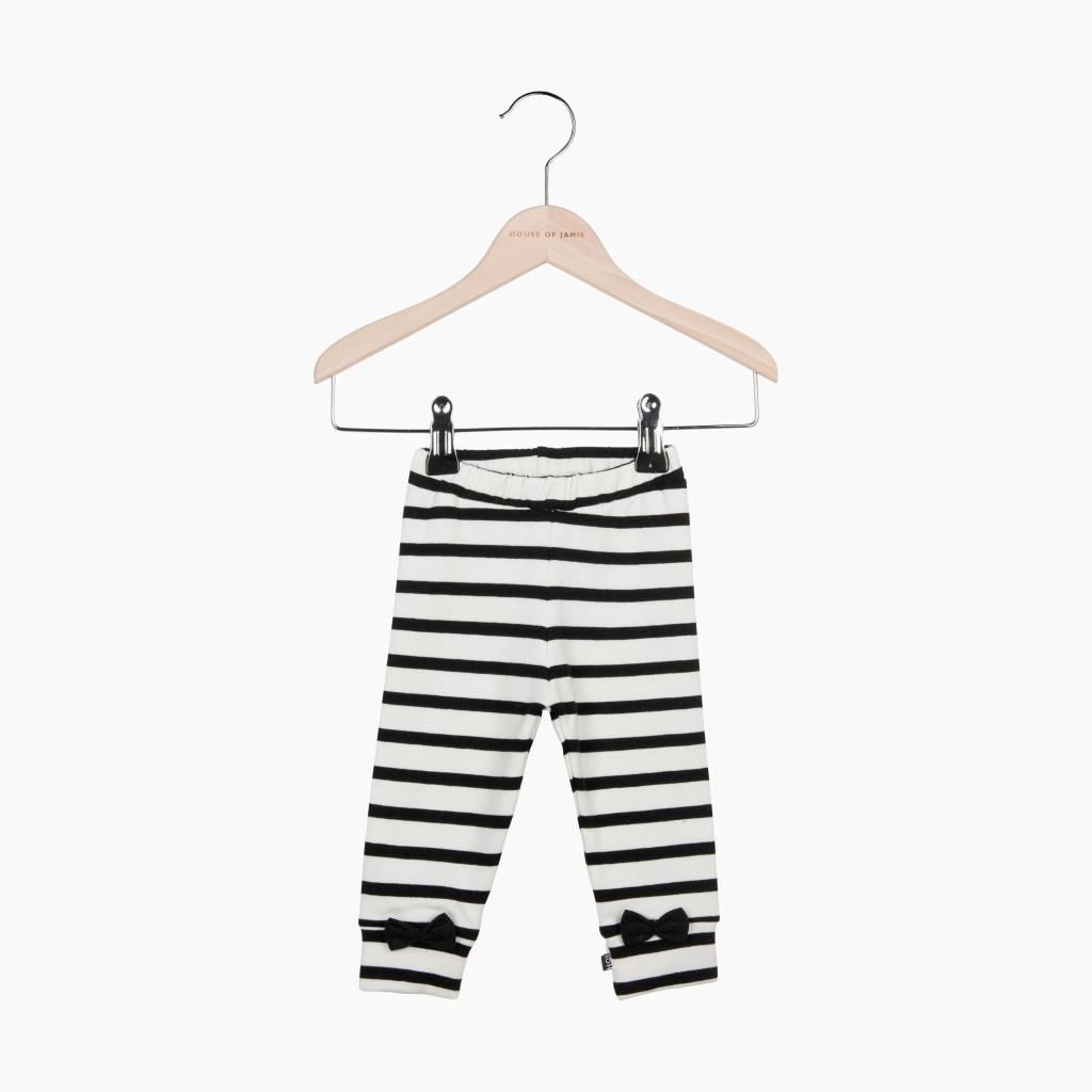Bow Tie Legging - Breton