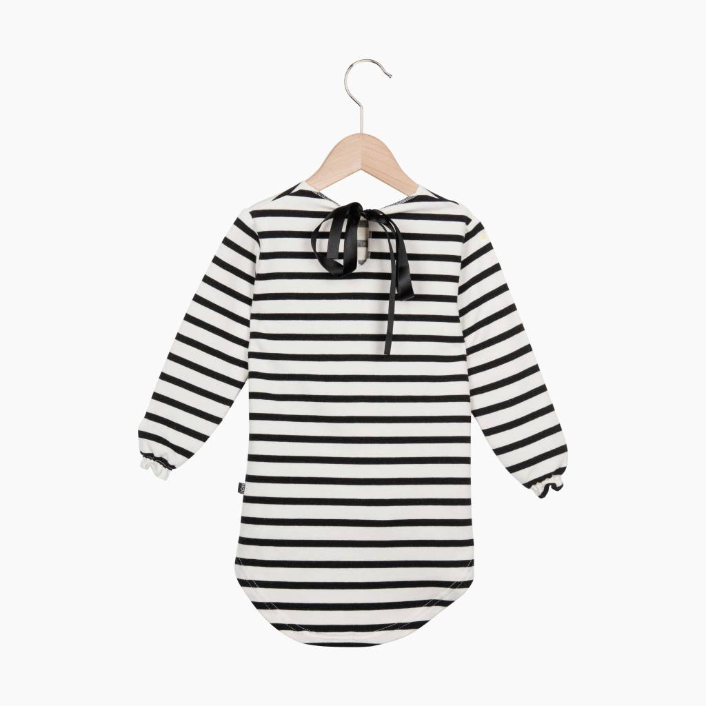 Long Tunic Sweat - Breton