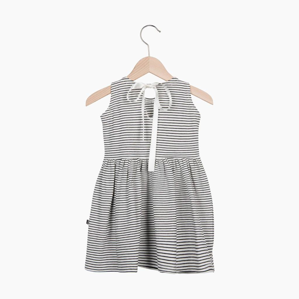 Oversized Summer Dress - Little Stripes