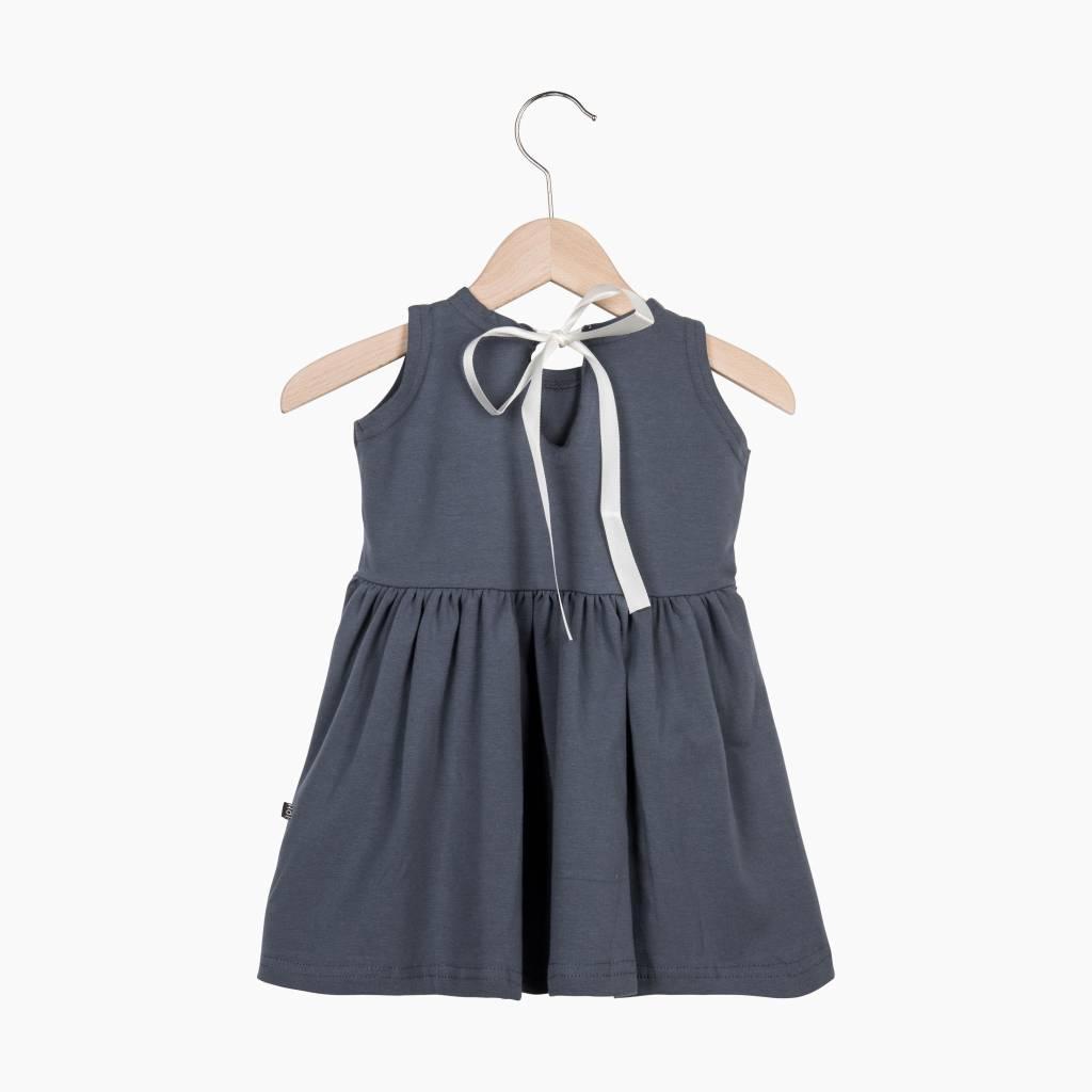 Oversized Summer Dress - Vintage Grey