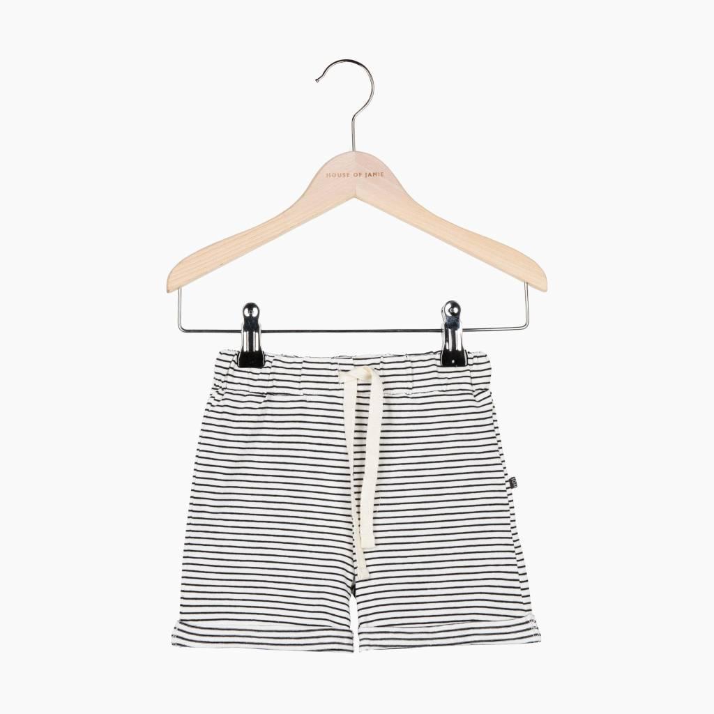 Summer Shorts- Little Stripes