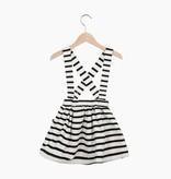 Suspender Skirt - Breton