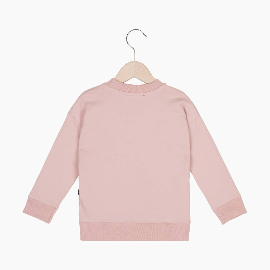 Jamie Sweatshirt - Powder Pink (NEW)