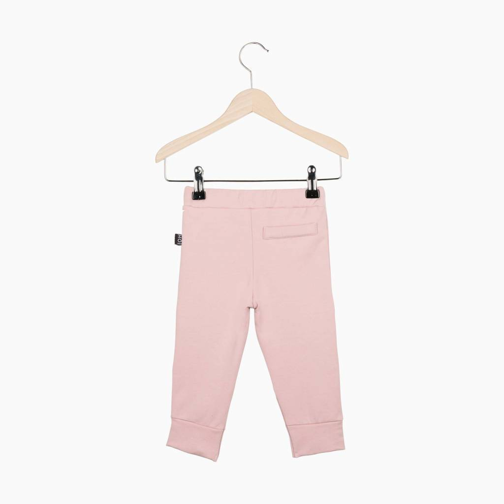 Knee Patch Jogger - Powder Pink