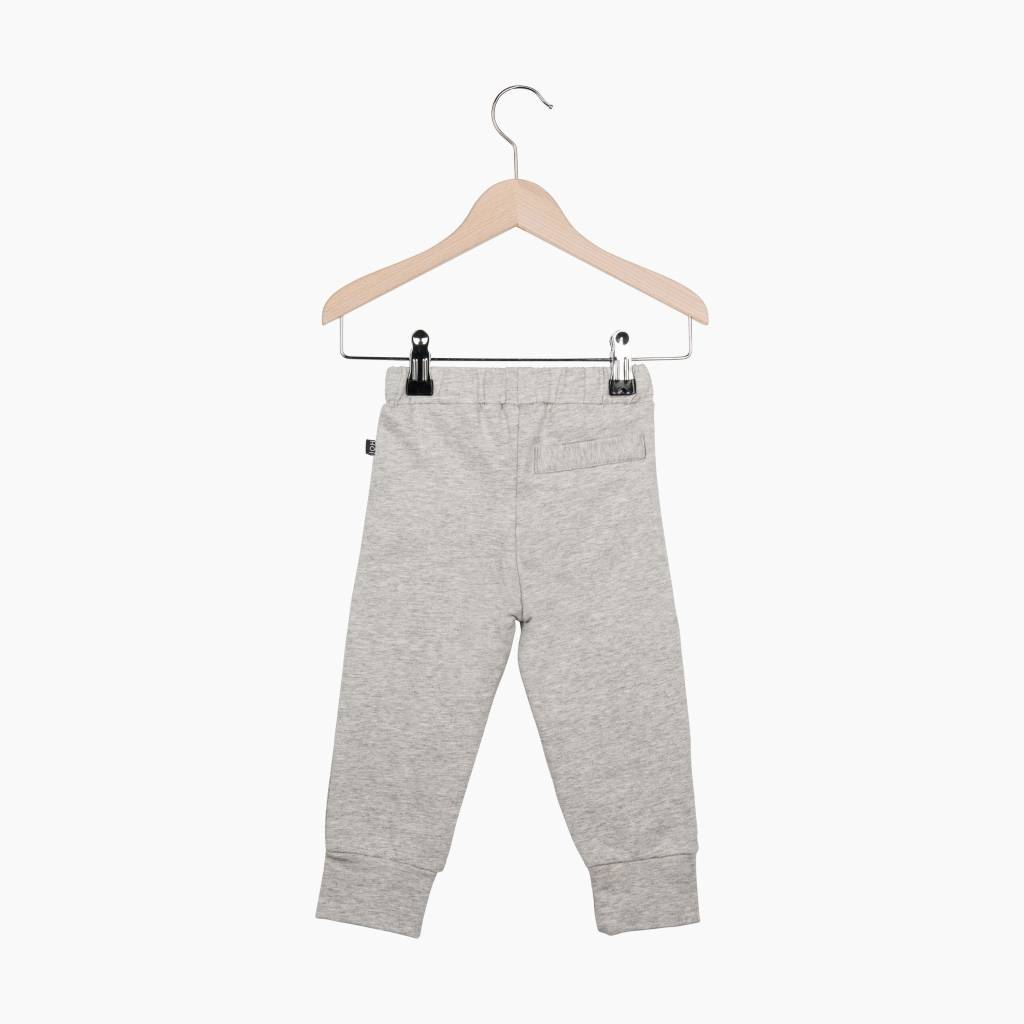 Knee Patch Jogger - Stone