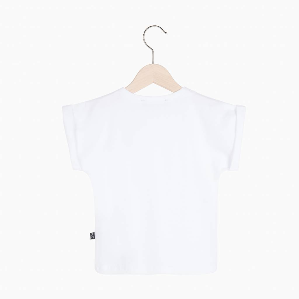 Batwing Tee - Snow White (NEW)