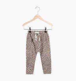 Crossover Pants - Caramel Leopard (NEW)