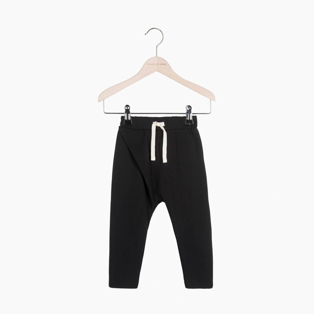 Crossover Pants - Black (NEW)