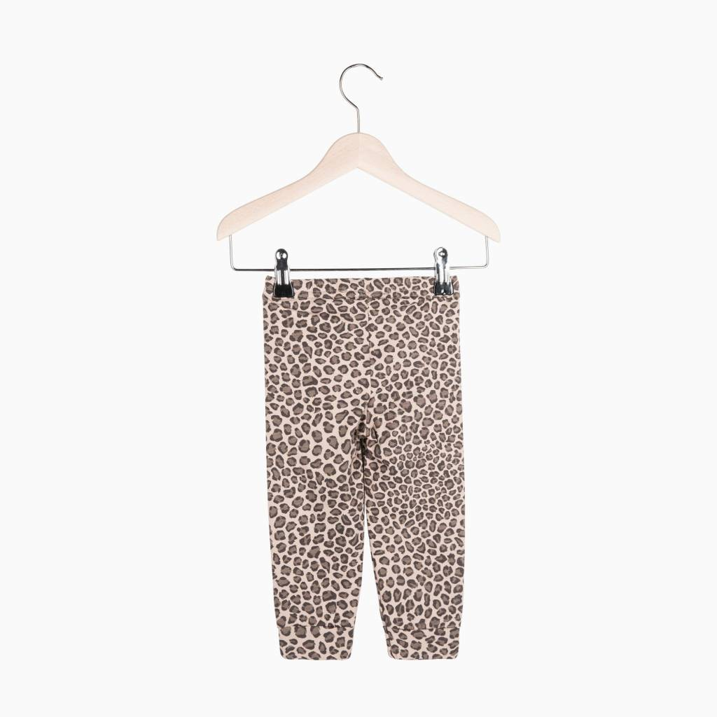 Knee Pad Legging - Caramel Leopard (NEW)