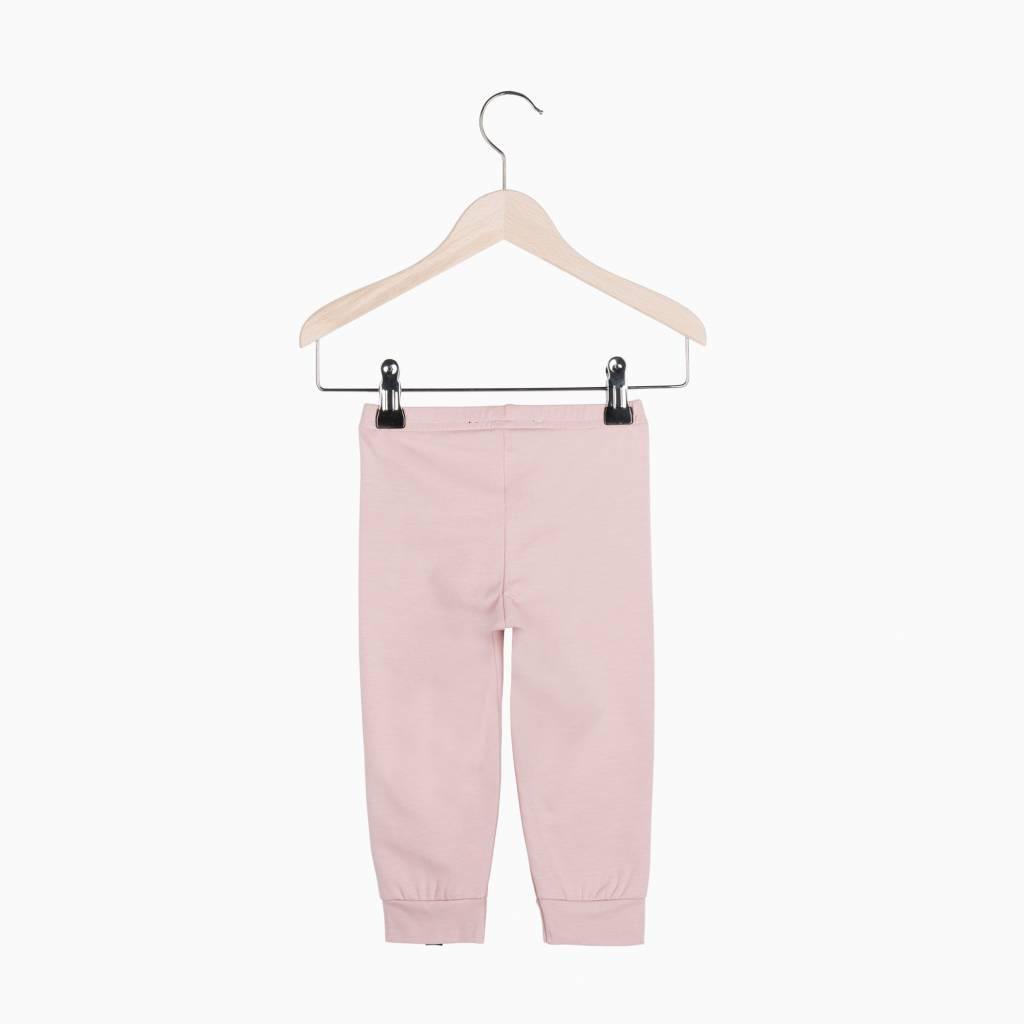 Knee Pad Legging - Powder Pink (NEW)