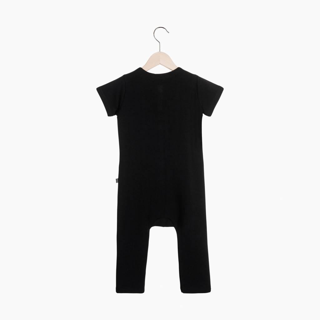 Laid back  Jumpsuit - Black (NEW)