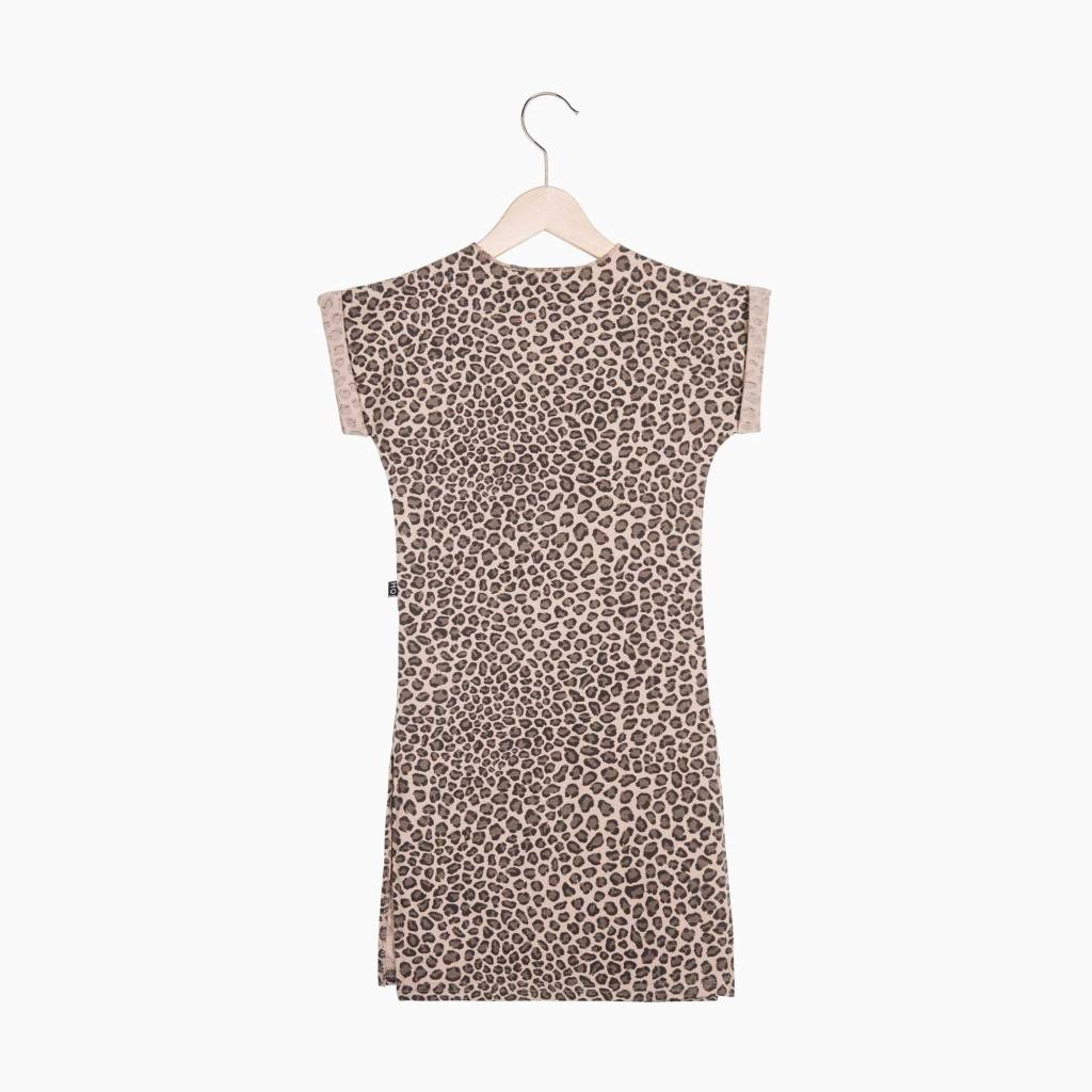 Maxi Dress - Caramel Leopard (NEW)