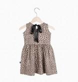 Oversized Summer Dress - Caramel Leopard (NEW)