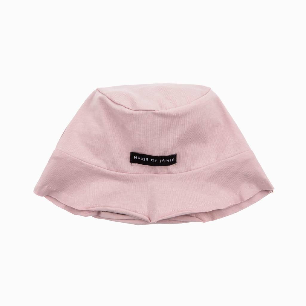 Summer Hat - Powder Pink (NEW)