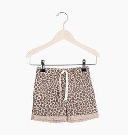 Summer Shorts - Caramel Leopard (NEW)