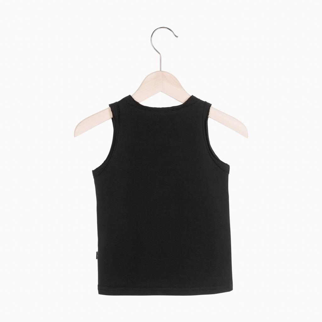 Tanktop - Black (black pocket) (NEW)