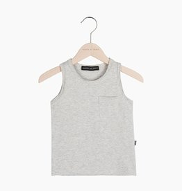 Tanktop - Stone (stone pocket) (NEW)