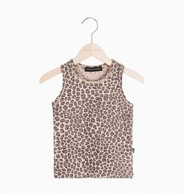 Tanktop - Caramel Leopard (leopard pocket) (NEW)