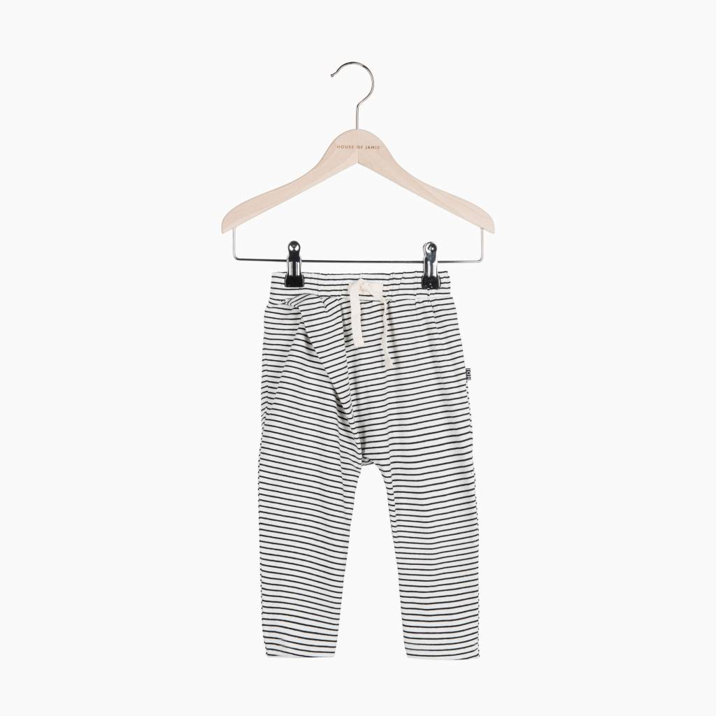 Crossover Pants - Little Stripes (NEW)