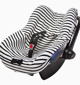 Car seat cover - Breton + Black & Stone