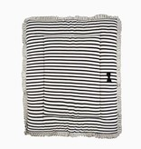 Boxkleed  (omkeerbaar)   - Breton + Black & Stone