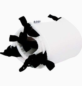 Bed-boxbumper - Black & White