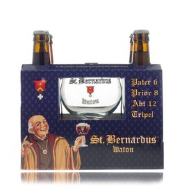 St. Bernadus St. Bernardus geschenkpakket