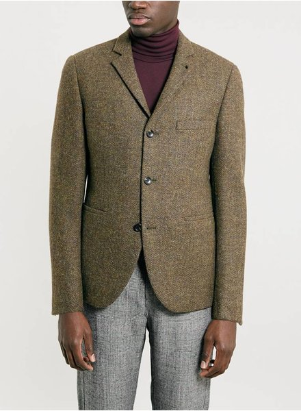 Tweed brown