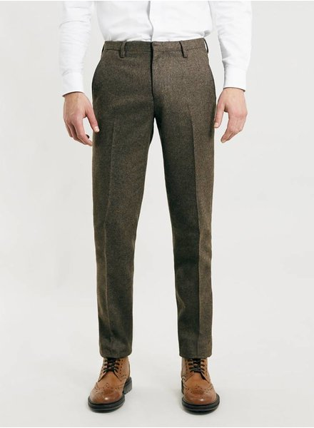 Brown heritage pants