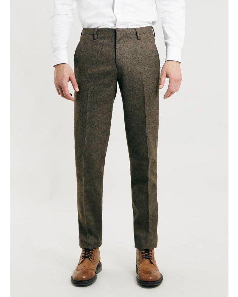Brown heritage pants