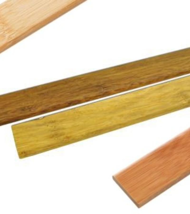 Bamboe afdeklat verkrijgbaar in meerdere uitvoeringen voor elk type bamboe vloer*