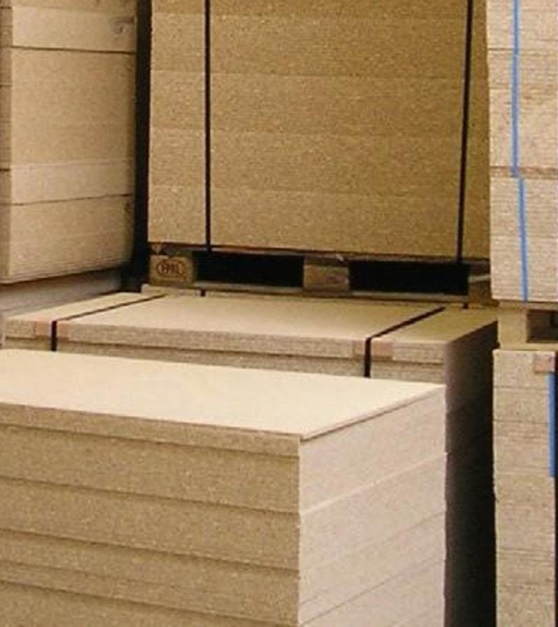 Verlijmd leggen op houten ondergrond
