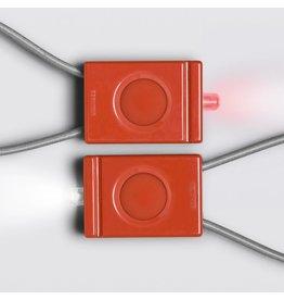 Bookman BM Light Raging Red