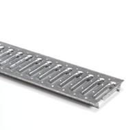 gegalvaniseerd sleufrooster t.b.v. betongoot type ECO, lengte 1 meter