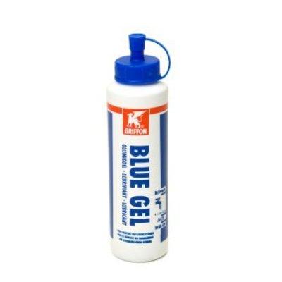 Griffon blue gel glijmiddel knijpfles a 250 gram