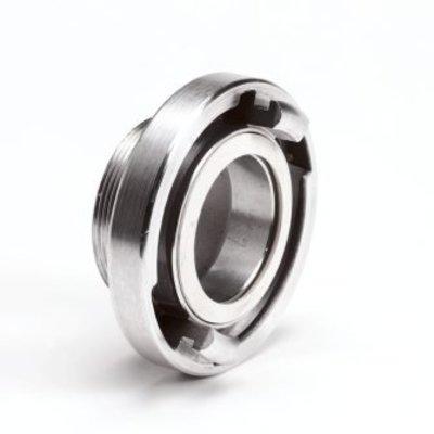 Storz aluminium koppeling met buitendraad