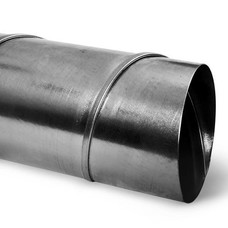 Spiraliet ventilatie systemen