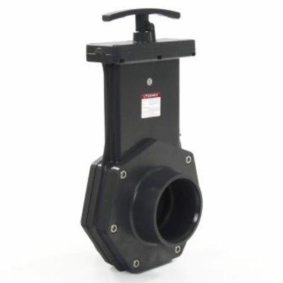 AquaTec schuifkraan 63mm