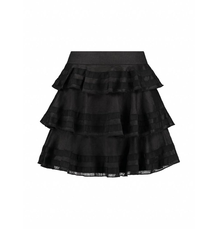 Nikkie Black Rae Skirt N3763
