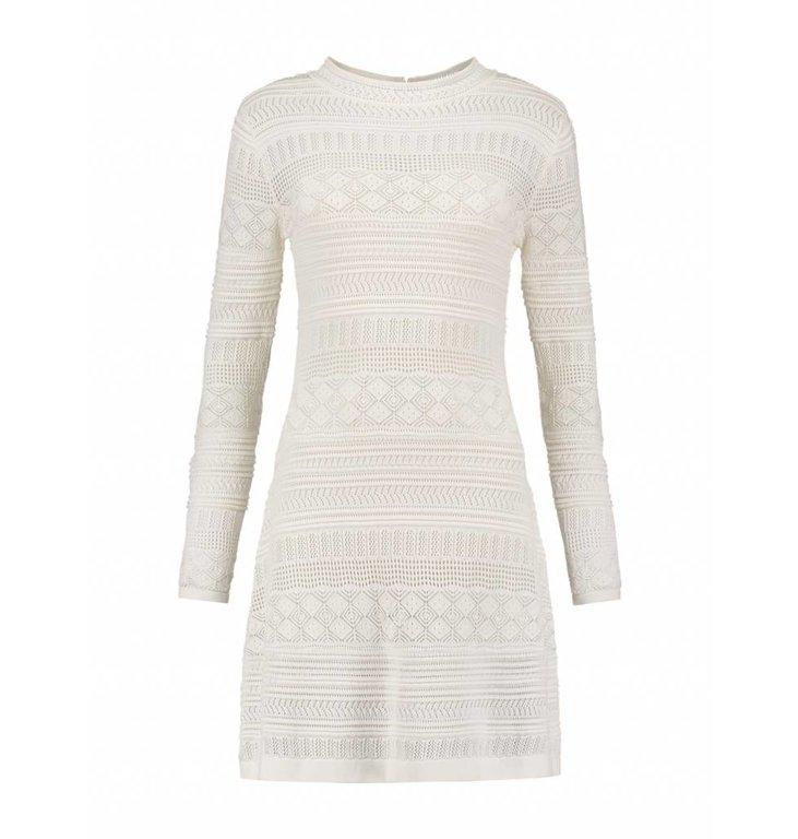 Nikkie Soft White Jyll Dress N7797